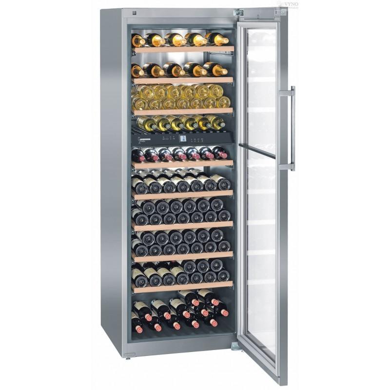 Vyno šaldytuvas Liebherr WTes 5972