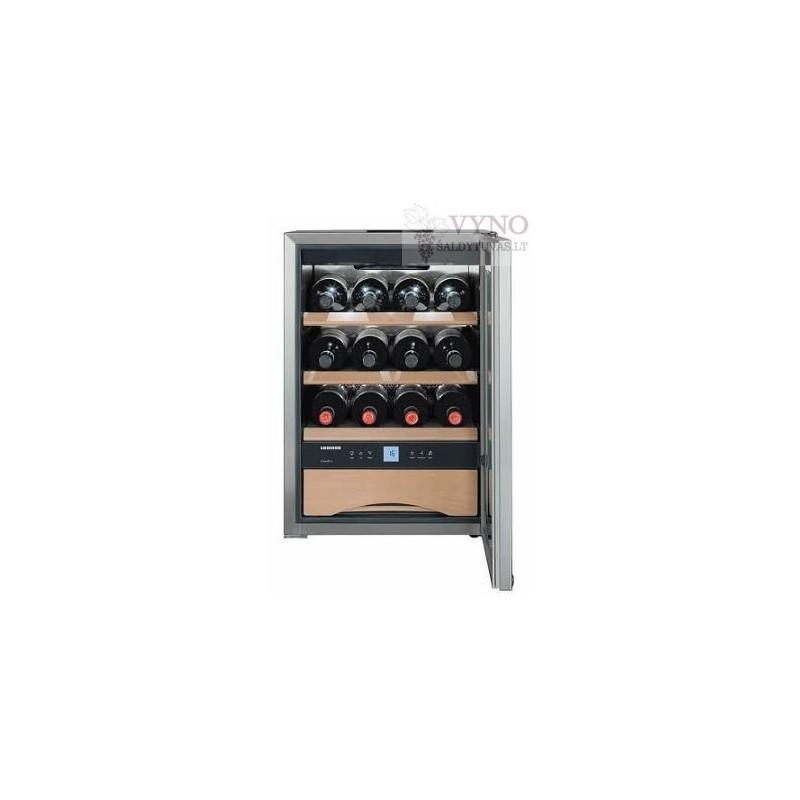 Vyno šaldytuvas Liebherr WKes 653