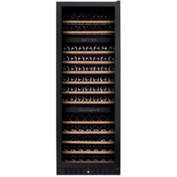 Dunavox DX-170.490TBK 3 dalių didelis vyno šaldytuvas