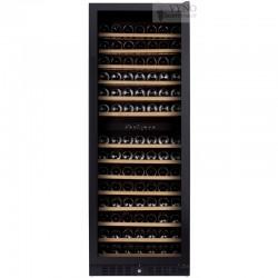 Dunavox DX-181.490DBK įmontuojamas didelis vyno šaldytuvas