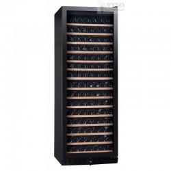 Dunavox DX-194.490BK įmontuojamas didelis vyno šaldytuvas