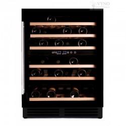Dunavox DX-51.150DBK mažas vyno šaldytuvas
