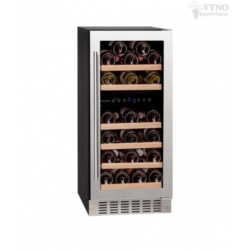 Dunavox DX-32.88SDSK vyno šaldytuvas