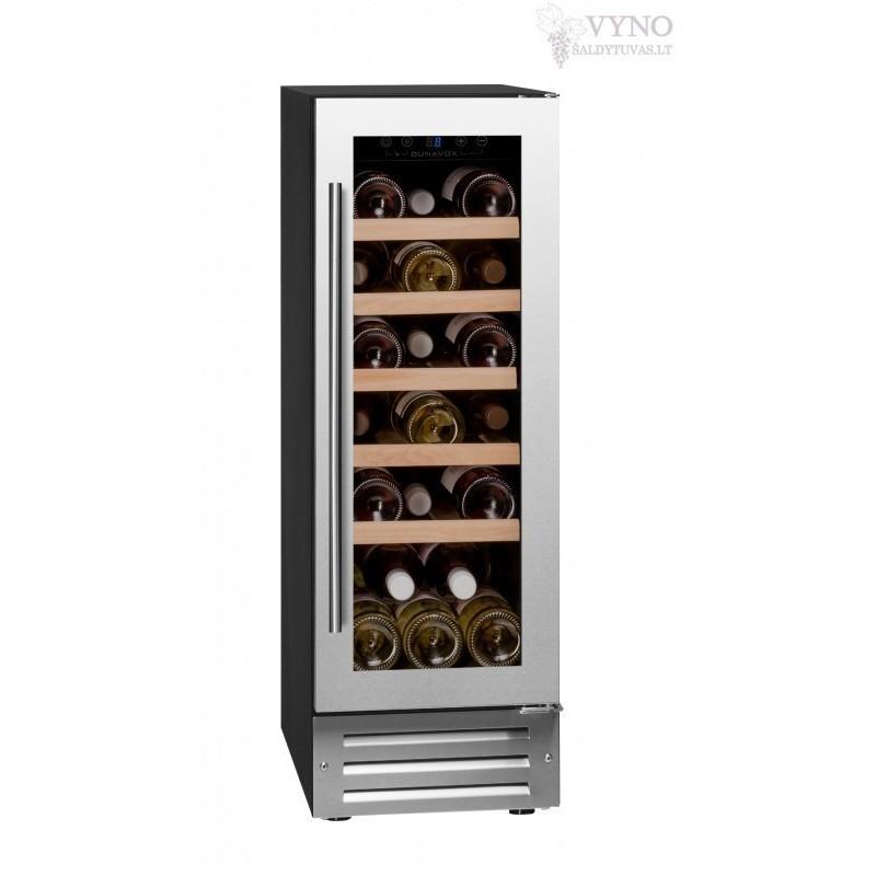 Dunavox DX-19.58SSK vyno šaldytuvas