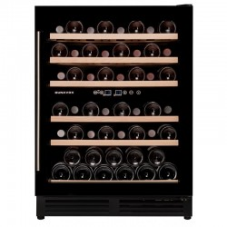 Dunavox DX-51.150DBK/DP vyno šaldytuvas