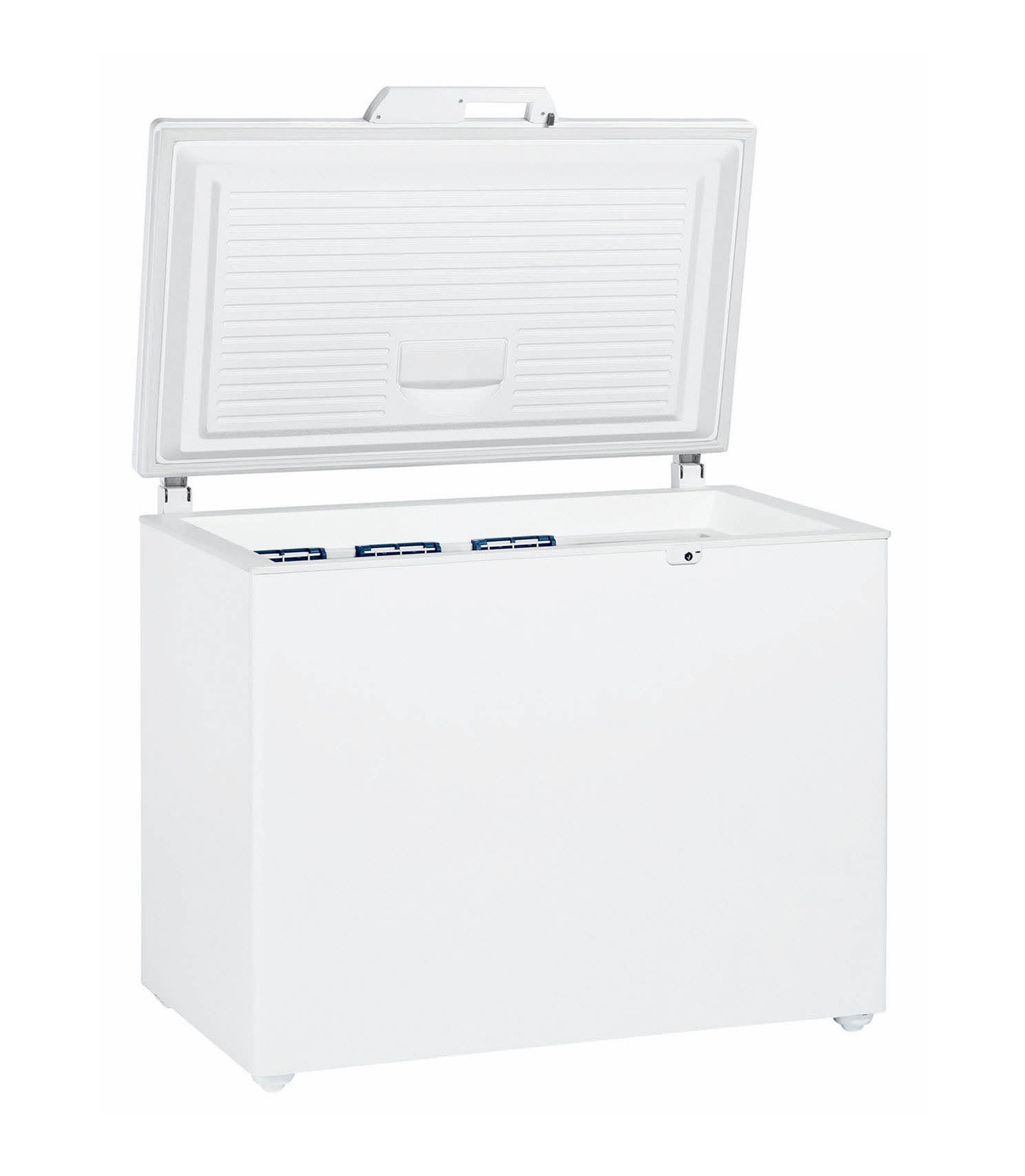 Horizontalios šaldymo dėžės
