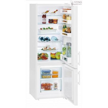 Šaldytuvai su šaldikliu apačioje